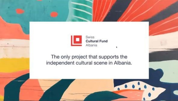 The Swiss Cultural Fund in Albania launched virtually on 11.02.2021.