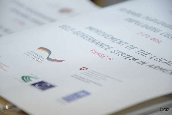 "Launch event of the ""Improvement of the Local Self-Governance System in Armenia"" program's second phase"