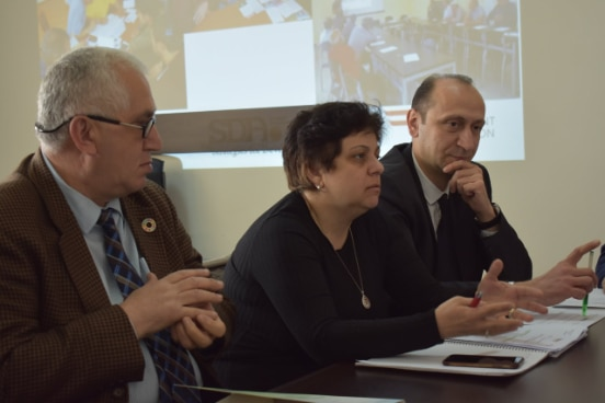 """Livestock Development in Armenia: South –North"" Steering Committee"