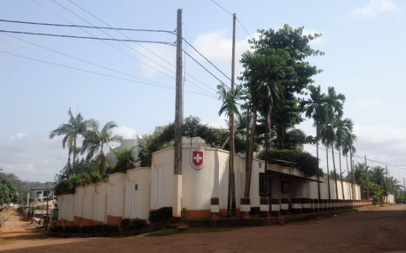 Embassy of Switzerland in Yaoundé