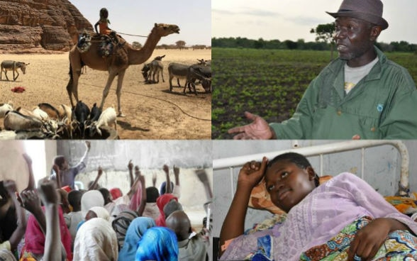 Swiss Cooperation in Chad at a glance
