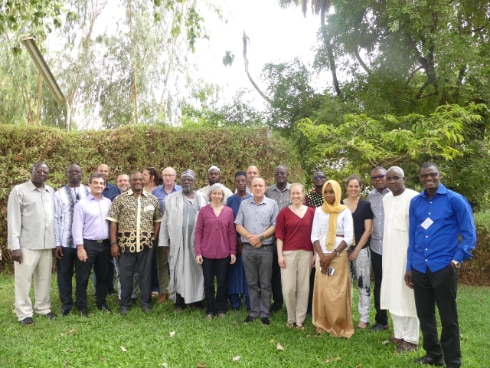 Africa Regional Water Team Days_Photo de groupe