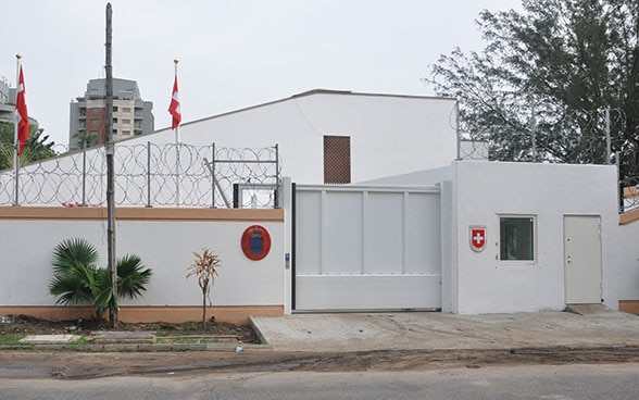Consulate General of Switzerland in Lagos