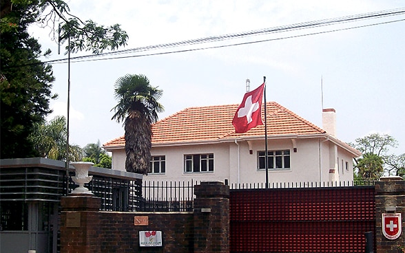 Embassy of Switzerland Harare