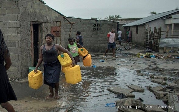 Cyclone Idai: Switzerland extends US$2 million to Zimbabwe, Mozambique and Malawi.