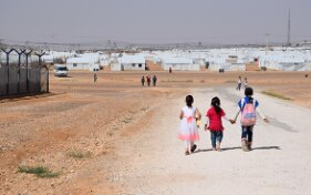 Cooperation to bolster children's education in emergencies