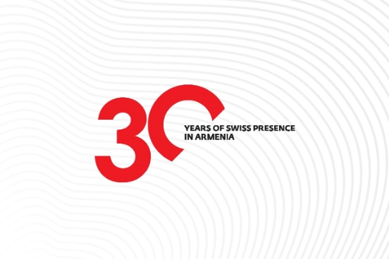 30 Years of Swiss Presence in Armenia