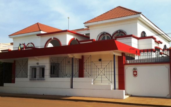 Swiss Cooperation Office in Bamako