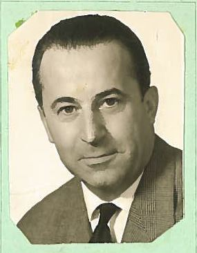 Portrait of Emil A. Stadelhofer, Swiss ambassador in Havana from 1961 to 1967.